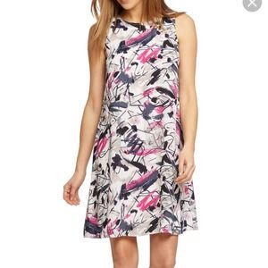 Nic + Zoe Graffiti Femme Dress   NWT